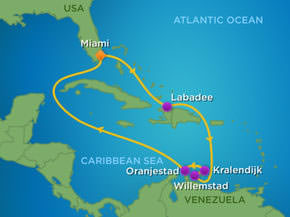 Royal Caribbean International - Southern Caribbean Cruise