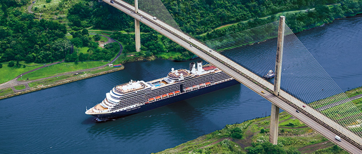 15 Night Panama Canal Holland America Line Ensemble Hosted Cruises